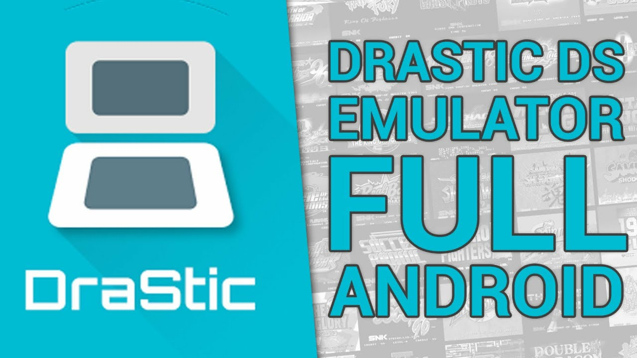 Download Drastic Apk Home
